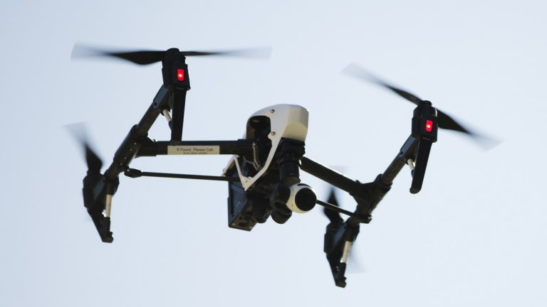 State Sen. Mike Folmer would like to pull the reins back on drone use by local governments as well as tightening regulations on private drone operation. (AP photo/Matt Rourke)
