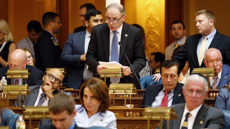 New Jersey Sen. Vincent Mazzeo