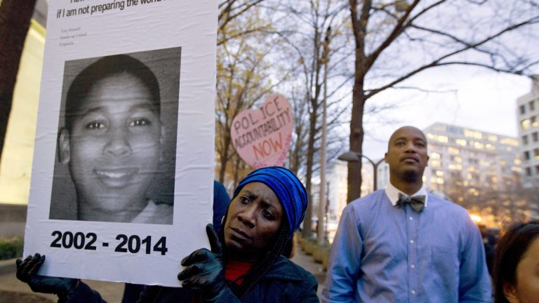 The 2014 death of Tamir Rice