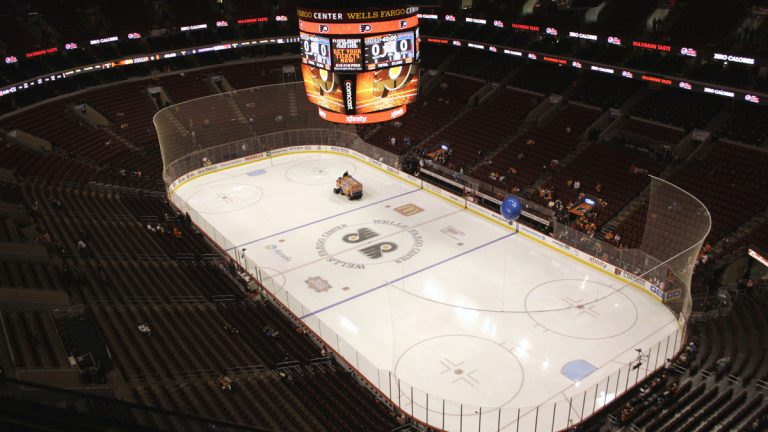 The Wells Fargo Center will host the All-American Prospects Game in September. (AP file photo)