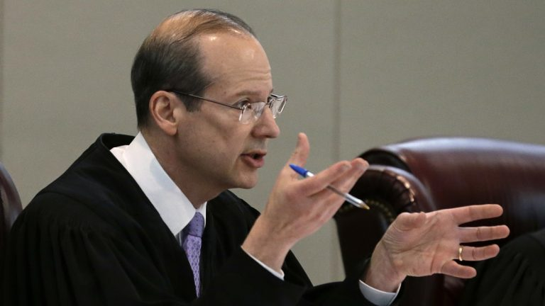 New Jersey Supreme Court Chief Justice Stuart Rabner and the other justices have unanimously struck down the
