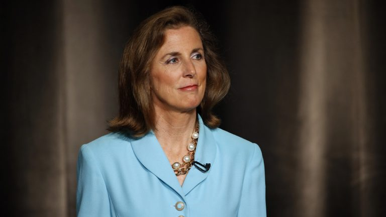 Katie McGinty confirmed Tuesday morning that she will seek the Democratic nomination for U.S. Senate in 2016. (AP photo)