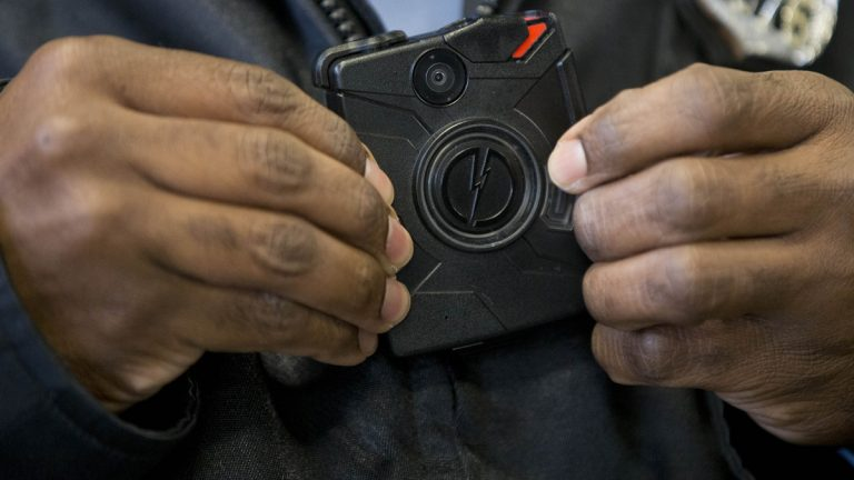 Pennsylvania's State Police commissioner favors outfitting troopers with body cameras. (AP file photo)