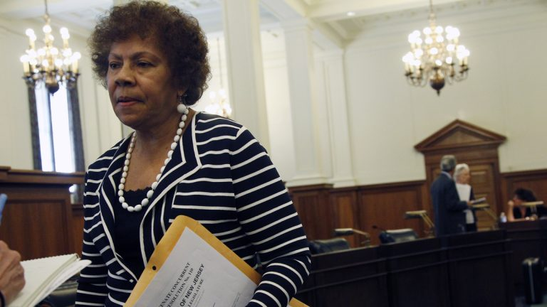 New Jersey Sen. Shirley Turner says a cost-of-living wage hike of 6 cents in 2017 is not enough to  help workers struggling to make ends meet. A constitutional amendment voters approved in 2013 ties the base pay to the rate of inflation.(AP file photo)