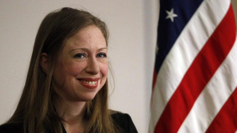Chelsea Clinton has been on the campaign trail for her mother