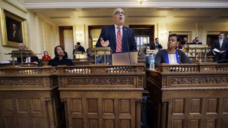New Jersey Assemblyman Reed Gusciora