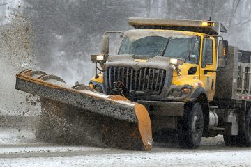 PennDot snowplow (Keith Srakocic/AP Photo)