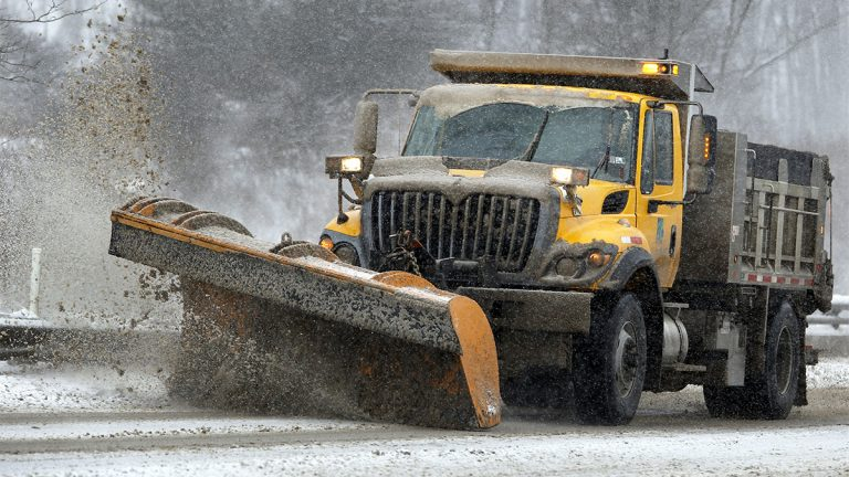 PennDot snowplow (Keith Srakocic/AP Photo)