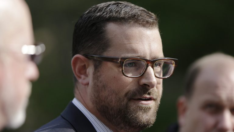 Pennsylvania State Rep. Brian Sims Tuesday announced he's running to unseat 11-term U.S. Rep. Chaka Fattah.He's the third person to challenge the 58-year-old Fattah in next year's Democrat primary. (AP file photo)