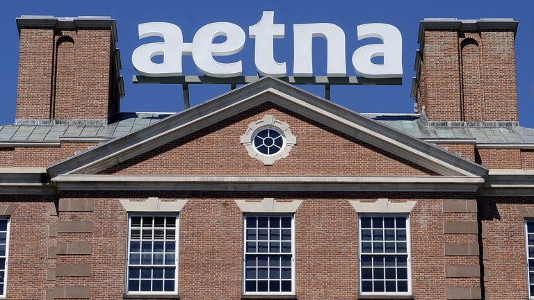 Aetna Inc. has a deal with Humana for a $34.1 billion merger.  If approved, the sale would create the second largest insurer in the country. (AP file photo)