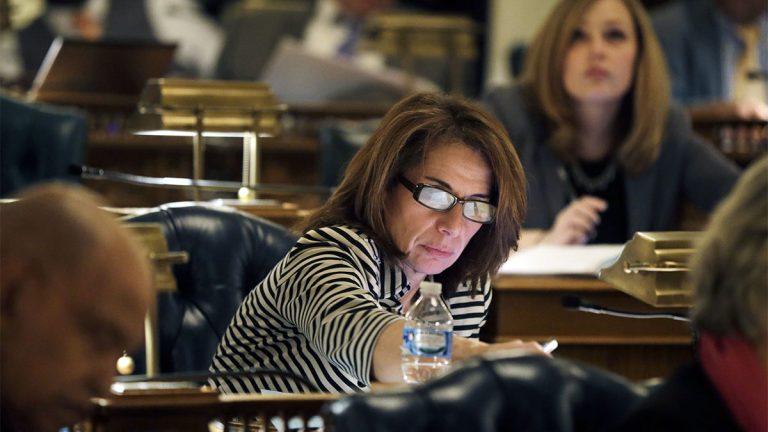 New Jersey Assemblywoman Pamela R. Lampitt