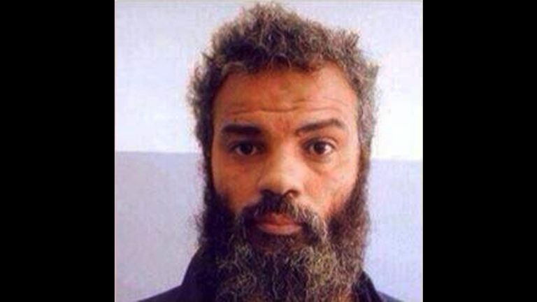 This undated image obtained from Facebook shows Ahmed Abu Khattala, an alleged leader of the deadly 2012 attacks on Americans in Benghazi, Libya, who was captured by U.S. special forces on Sunday, June 15, 2014, on the outskirts of Benghazi. (AP Photo)