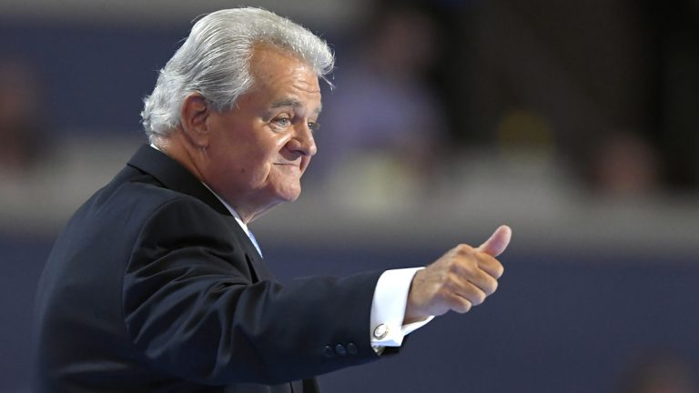 As a master of old-school politics, U.S. Rep. Bob Brady is a fascinating throwback in Washington. But an array of circumstances could make it difficult for him to win another term in Congress. (AP file photo)