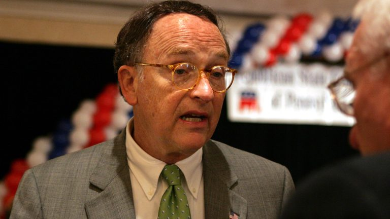 Pa. Republican Party chairman Rob Gleason is stepping down from the post.(Carolyn Kaster/AP Photo
