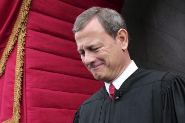 Chief Justice John Roberts (Win McNamee/AP Pool Photo)