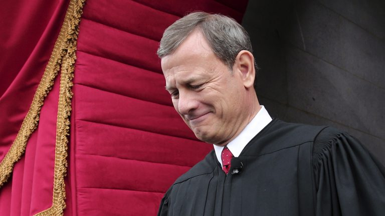 Chief Justice John Roberts (Win McNamee/AP Pool Photo)