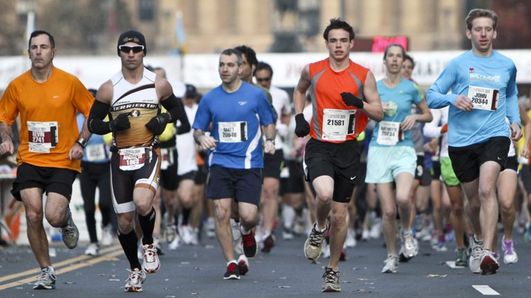 Runners in particular covet low resting heart rates...but should they? (Joseph Kaczmarek/AP Photo)