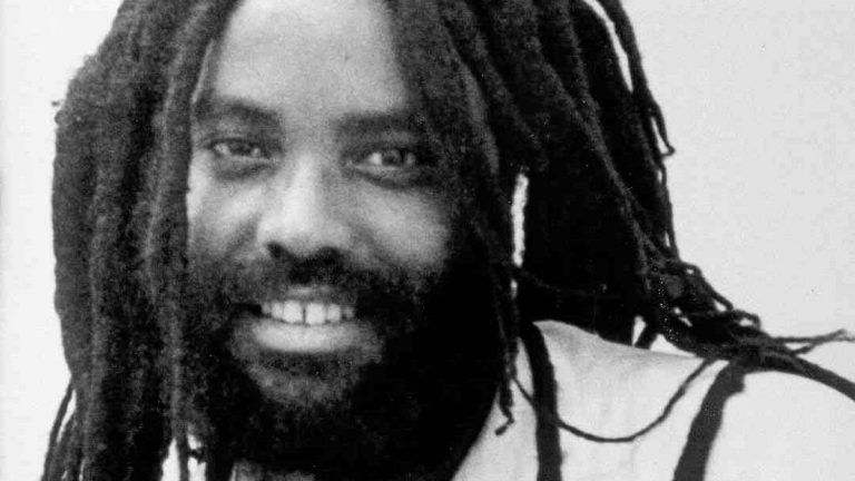 Mumia Abu-Jamal in an undated photo (Jennifer E. Beach/AP Photo, file)