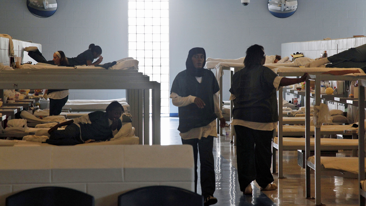 The california jail where women say guards and medics preyed on them