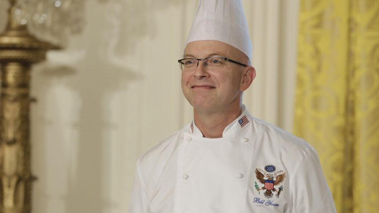 White House pastry chef Bill Yosses  (Charles Dharapak/AP Photo, file)
