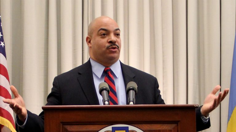 Philadelphia District Attorney Seth Williams (Emma Lee/WHYY)