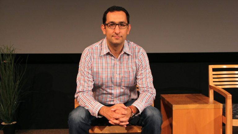 Armen Karamanian is the the managing director at Admire Capital. (Emma Lee/WHYY)