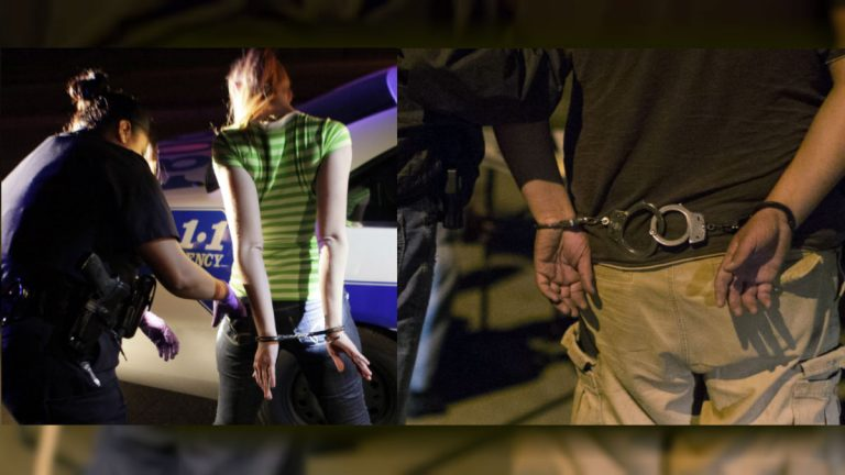 Police in Delaware say it's changing its approach to tackling prostitution crimes. (AP photos: LM Otero and Scott Eisen)