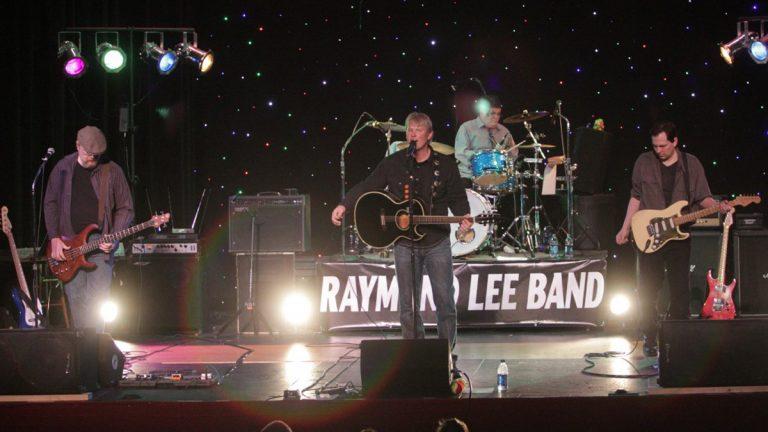 Raymond Lee Band (courtesy: raymondleeband.com)