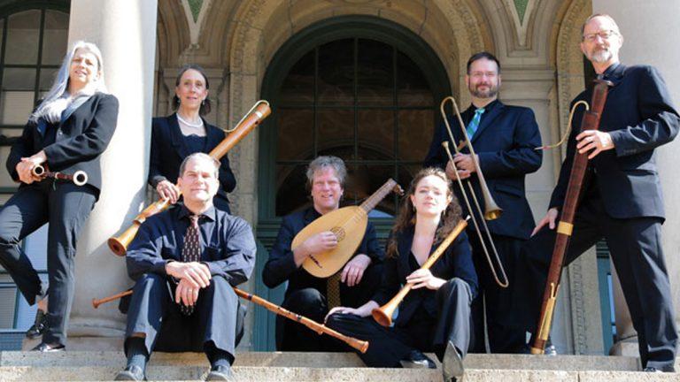 Piffaro, The Renaissance Band (photo/ courtesy piffaro.org)