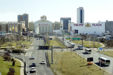 Atlantic City could retain a large part of the business generated by the three casinos eventually disappearing from the boardwalk.(Mary Godleski/AP file photo)