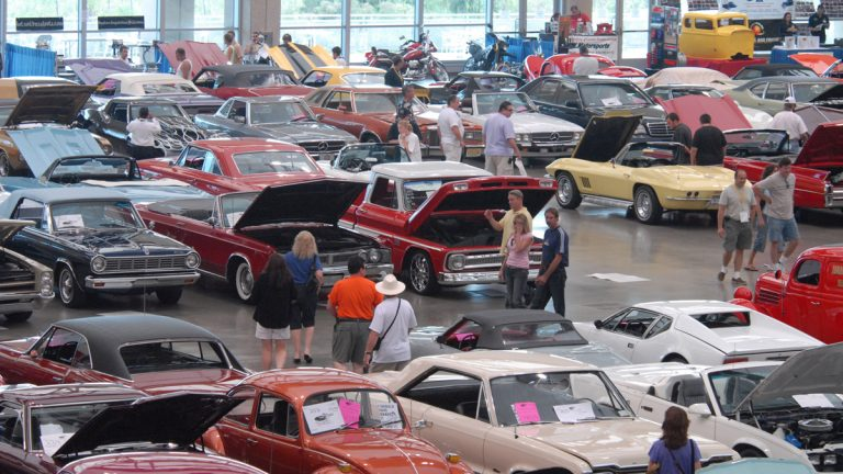 Classic Car Auction at the Wildwoods Convention Center (Image courtesy of WildwoodsNJ)