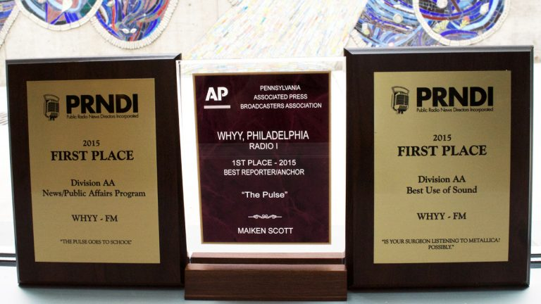 The Pulse won two national Public Radio News Director Incorporated (PRNDI) awards