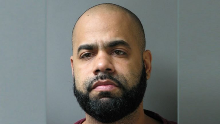 Wilmington police say Javier Ayala was taken into custody Monday following an investigation into drug sales. (WPD photo)