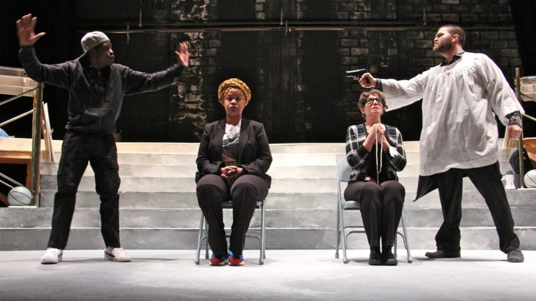 Freedom Theatre on North Broad Street will premiere The Ballad of Trayvon Martin