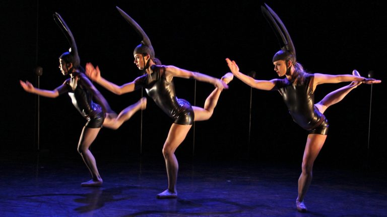 A Ballet X performance at the Wilma Theatre will be set to the music of the late Amy Winehouse. (Emma Lee/WHYY)