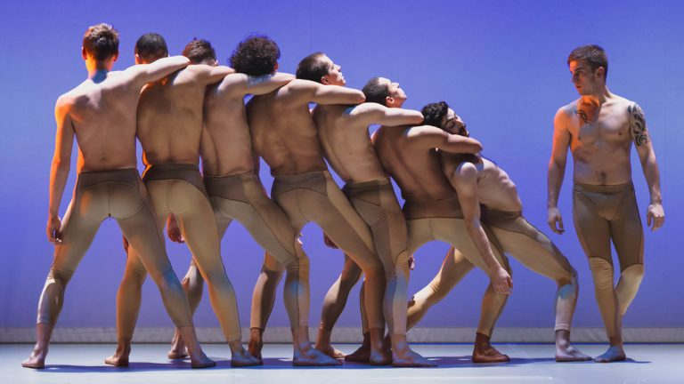 Dance Affliates and Annenberg Center Live opens the 32nd Season of Dance Celebration with a performance by BalletBoyz/the Talent, kicking off their seven-city North American tour at Annenberg Center October 23-25. (Photo courtesy of the Annenberg Center)