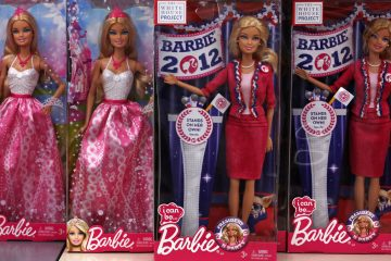 Barbie dolls are shown at a Walmart store in Robinson Township, Pa. (AP Photo/Gene J. Puskar, file)