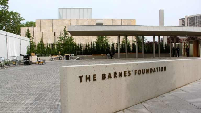 The Barnes Foundation will begin construction this month on a 4