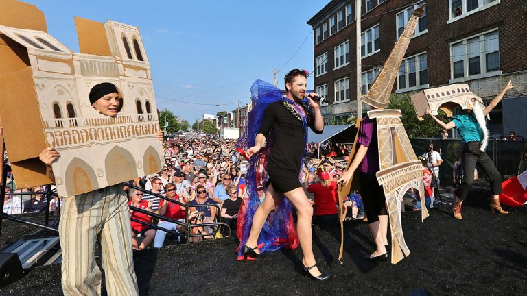 Join the 22nd annual Bastille Day Block Party Saturday