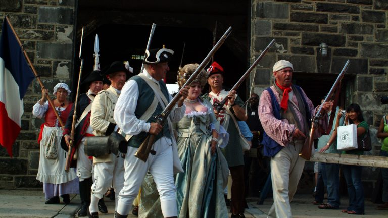 The 21st annual Bastille Day Block Party is this Saturday, July 11 in Philadelphia's Fairmount Park Neighborhood. Photo courtesy of Eastern State Penitentiary.