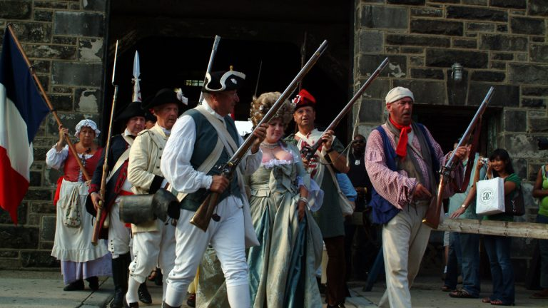 The 20th annual Bastille Day Block Party is this Saturday, July 12 in Philadelphia's Fairmount Park Neighborhood. Photo courtesy of Eastern State Penitentiary.