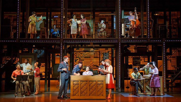The Tony Award-winning jukebox musical
