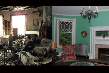 A before-and-after look inside 449 W. Price St., which is on this weekend's