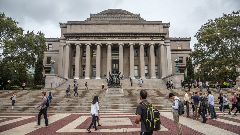 (<a href='http://www.bigstockphoto.com/image-116815616/stock-photo-library-of-columbia-university%2C-new-york-city%2C-usa'>Big Stock</a>)
