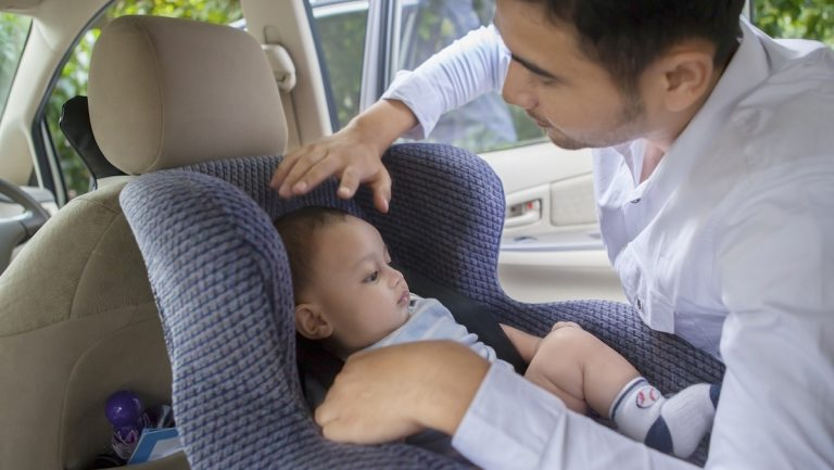 Pennsylvania's  new law reflects recommendations from the American Academy of Pediatrics based on research showing rear-facing seats better protect young children in car crashes.(Creativa Images / BigStock)
