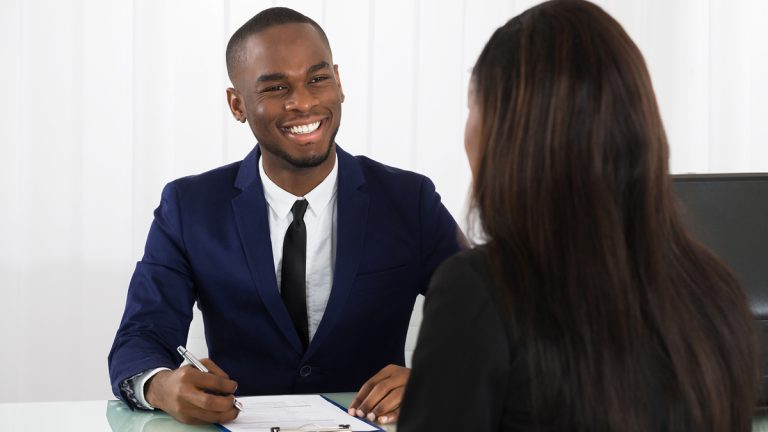 Some New Jersey lawmakers want to ban employers from asking job applicants about their salary history.(Andrey Popov/Bigstock)