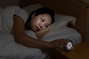 Insomnia affects about 10 percent of American adults. It results in fatigue