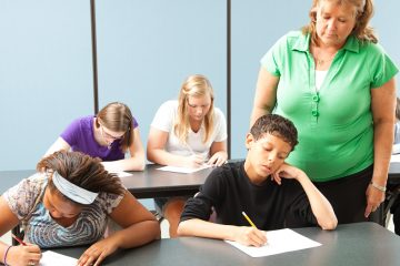 The PARCC test counts for 30 percent of the overall evaluation for about 15 percent of New Jersey educators.(Lisafz/Bigstock)