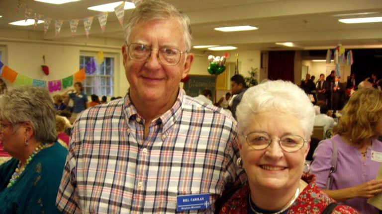 The author's parents, Bill and Diane. (Image courtesy of Michael Carolan)