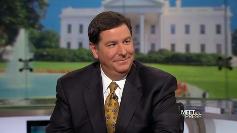 Pittsburgh Mayor Bill Peduto appeared last weekend on NBC's Meet the Press.